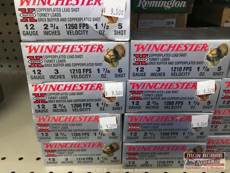 Iron Horse Auction - Auction: Firearms Store Closing Auction