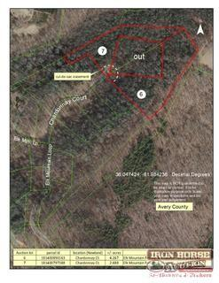 2.68+/- Acres Located on Chardonnay Court in Avery County, NC