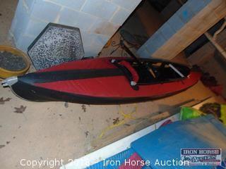 Folbot Canoe.