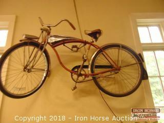 Men's, Schwinn, 26 inch Antique Bicycle.