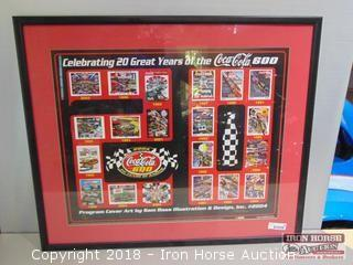 "Sam Bass, ""Celebrating 20 Great Years of the Coca-Cola 600""."