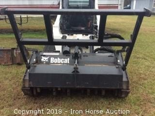 Bobcat Forestry Cutter (Bobcat Skid Steer Not Included)