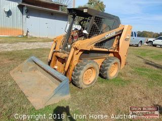 2002 Case 40XT Skid Steer