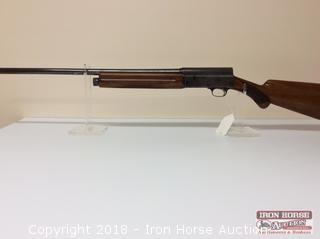 Browning A5 Sweet 16, Serial S10982, (V46393)