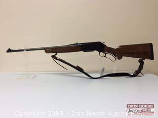 Browning BLR Lever Action, 22.250ga., Serial 02527NP341, (V6395)