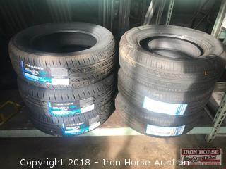 (6) New 205/65R16 Sailun Atrezzo Tires