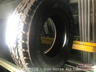 New P235/75R15 Bridgestone Dueler A/T Tire
