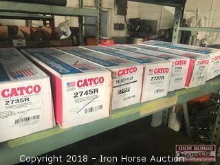 (7) Catco Catalytic Converters