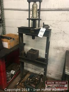 Murphy Hydraulic Shop Press