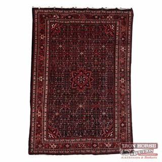 Indo Hasseinabad Room Size Carpet (8 ft. 7 in. x 11 ft. 8 in.)