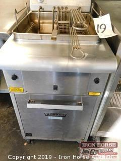 Hobart Deep Fryer