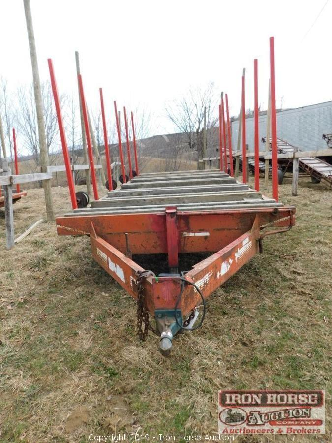 Bankruptcy Auction of the Remaining Assets of Hudler Tree Farm LLC.& Hudler Labor Management Co. LLC.