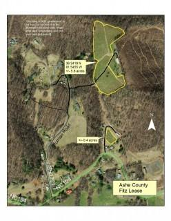 "6.2 +/- Acre Christmas Tree Lease - ""Fitz Tract"""