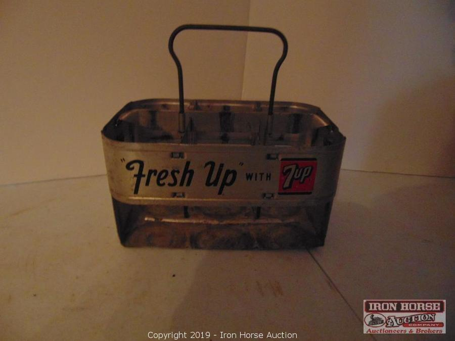 Iron Horse Auction - Auction: Antiques, Furniture