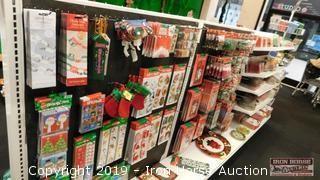 Christmas Decorations  -  12 FT Display