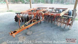 Athens 77 12' Disc Harrow