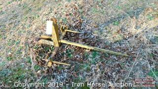 3 Pt. Hitch Leinbach Hay Bale Spear