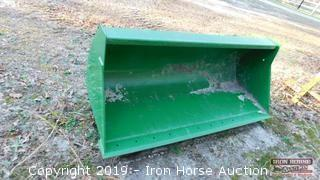 JD Bucket for H260 Loader