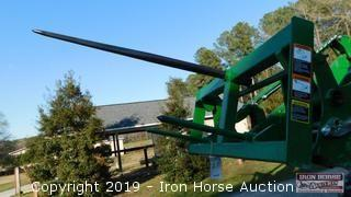 JD Hay Spear for H260 Loader