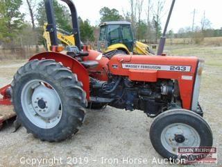 Massey Ferguson 243 Diesel Tractor.