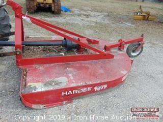 Hardee 1072 Rotary Mower.