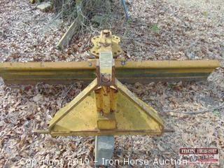 7 ft. Leinbach Line, Scrape Blade.