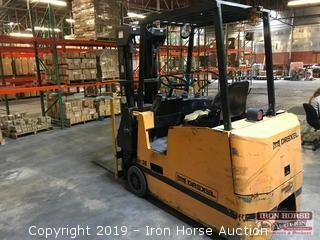 Landoll Drexel SLT-30 Electric Forklift with Swing Mast