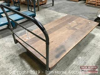 6 ft. x 3 ft. Warehouse Cart
