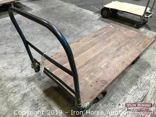 5 ft. x 2.5 ft. Warehouse Cart