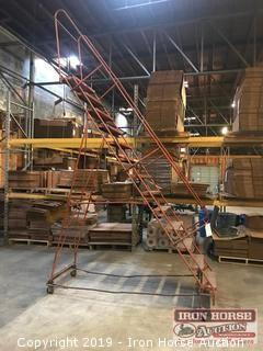 Warehouse Stair