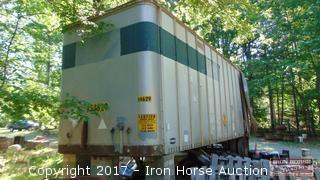 STRICK TRAILER 28' LONG, CONTENTS INCLUDED