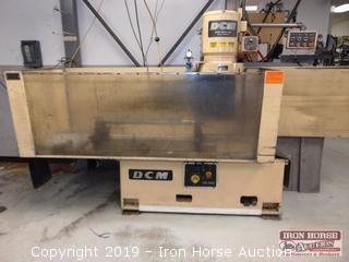 HB3800 DCM Head Resurface Machine