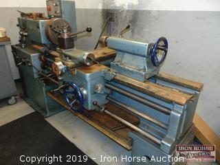 Trencin SN 40 Lathe Machine