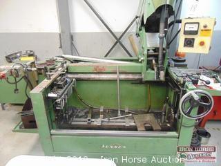 Sunnen CV 616 Vertical Horning Machine