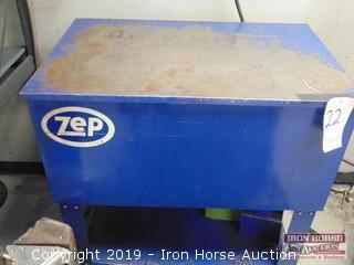 Zep Part Washer Model 5100