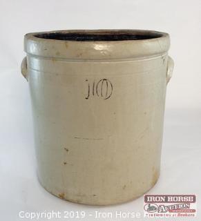 10 Gallon Crock