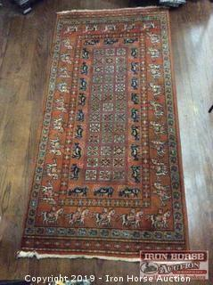 Capel Rug from Brussels