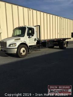 2007 Freightliner Business Class M-2 Flatbed