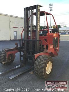2005 Chrisman Mfg. Piggyback Forklift