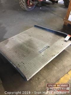 Uline Dock Plate