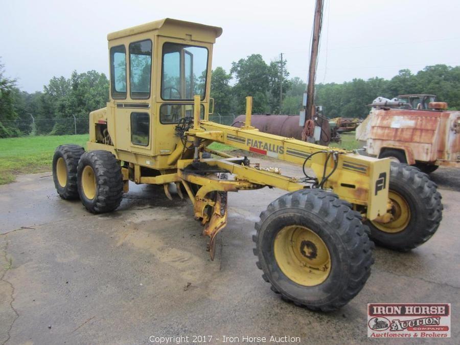 Iron Horse Auction - Auction: Construction, Farm and Shop