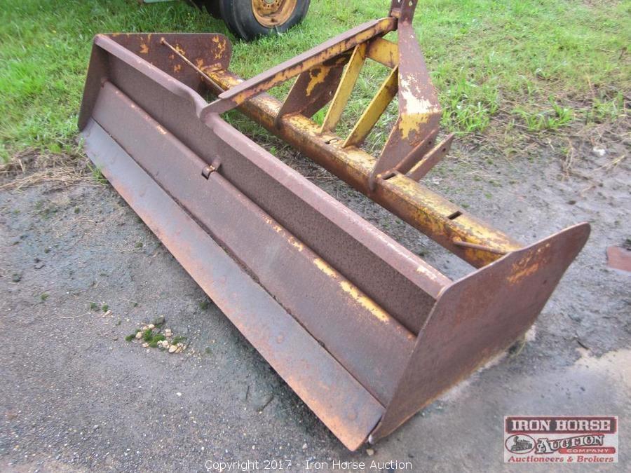 Iron Horse Auction - Auction: Construction, Farm and Shop Equipment