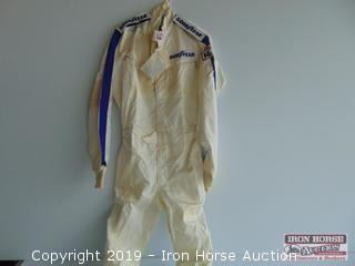 Goodyear Race Suit