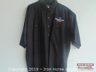 Chocolate Myers, GM Goodwrench Team Shirt