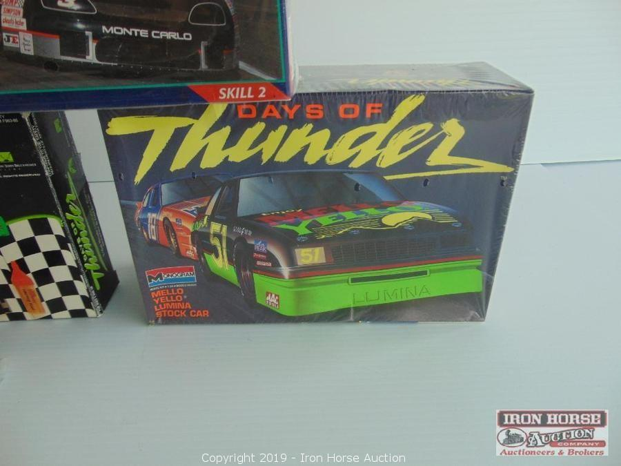 Iron Horse Auction - Auction: NASCAR Racing Memorabilia and