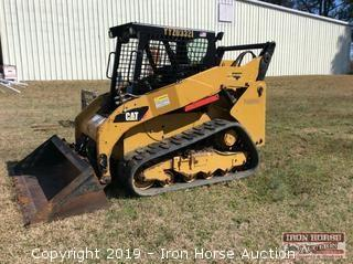 CAT 259B3 Track Skid Steer