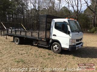 2014 Mitsubishi Fuso FE Landscape Truck