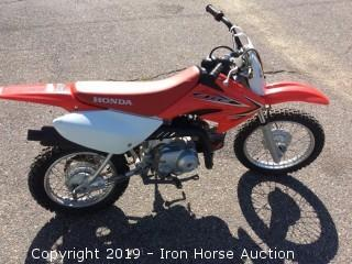 2012 Honda CRF 70