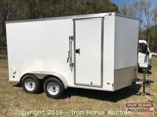 2017 Bravo Enclosed Trailer