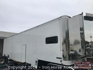 2004 Featherlite 53ft Office / Hospitality /  Hauler Trailer